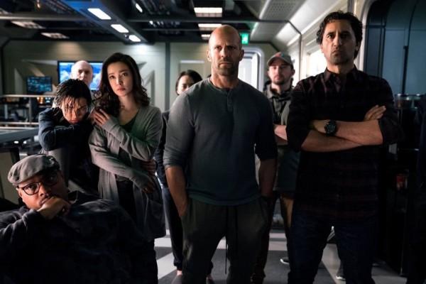 李冰冰出演杰森·斯坦森最新电影,《巨齿鲨》只为迎合中国市场?
